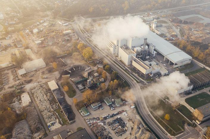 cómo evitar la contaminación atmosférica