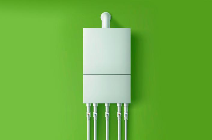 Calentador eléctrico o de gas