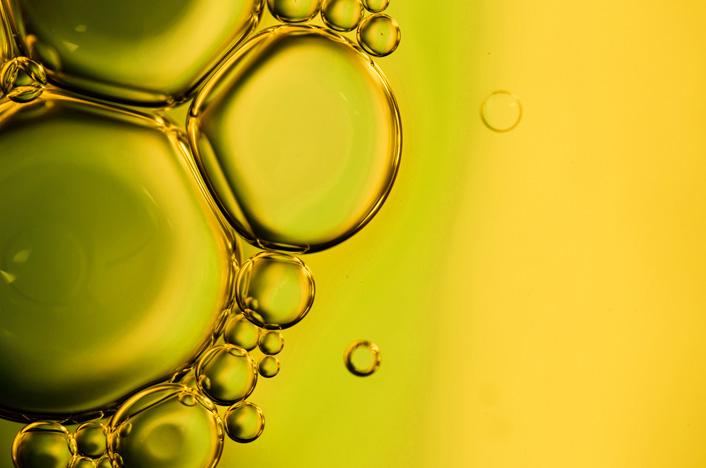 aceite usado, un material reciclable