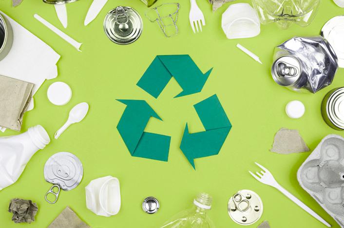 materiales reciclables y su uso